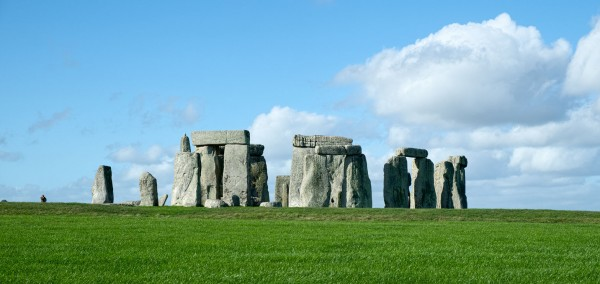 Stonehenge (Click image to enlarge)