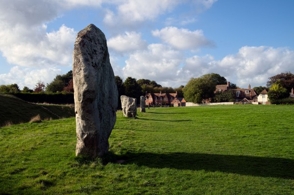 Avebury  (Click image to enlarge)